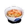 52. Sashimi sarada